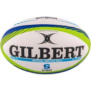 Mini ballon de rugby Gilbert Super Rugby (taille 1)