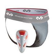 Coquilles de protection Mc David Performance Hexmesh Supporter With FlexCup