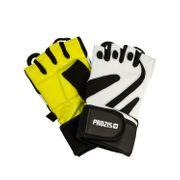 Gants professionnels avec protection du poignet Prozis G - M - Vert