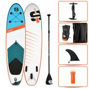 Pack Stand Up Paddle gonflable 10'2 - S2 SIMPLE PADDLE  10'2