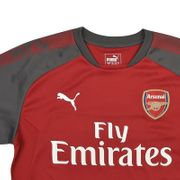 Sweat training Arsenal FC 2017/2018