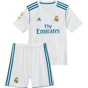 2017-2018 Real Madrid Adidas Domicile Full Kit (Kids)