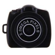 Mini caméscopes-Y2000 HD Sports de Plein Air Ultra-Mini DV Pocket Caméscope Numérique Caméscope Caméscope, Soutien Max 32 Go Micro SD / TF Carte