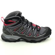 Chaussures de randonnée Salomon pour Femme X Ultra Mid 2 Gore-Tex Gris - 371477