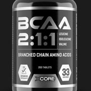 BCAA 2:1:1 200 tabs - naturel