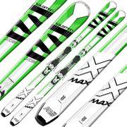 SALOMON X-Max X8 Ski + Xt10 C90 Wh Fixations Homme