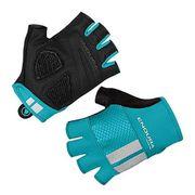 Gants Endura FS260 - Pro Aerogel courts bleu clair femme