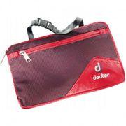 Trousse de toilette Deuter Wash Bag Lite 2 rouge