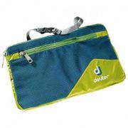 Trousse de toilette Deuter Wash Bag Lite 2 verte