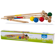 OUTDOOR PLAY Jeu de croquet