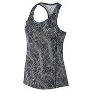 outlet store d0a7f 2c7e8 Débardeur Nike Running Dry Miler Tank - 799558-010