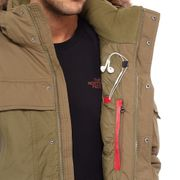 Parka chaude homme The North Face McMurdo 2