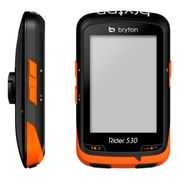 Bryton Rider 530E avec support frontal F Mount