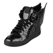 Basket rare Adidas Oiriginals JS WINGS 2.0 Black Collector