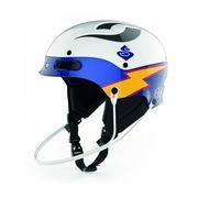 Sweet Protection - Trooper SL TE Casque de ski (blanc/bleu)