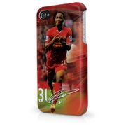 Liverpool FC - Coque rigide Raheem Sterling pour iPhone 5/5S