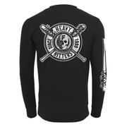 Sweat Famous Stars and Straps Heavy Hitters Crewneck Noir