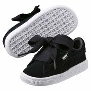 Baskets basses Puma Suede Heart Valentine Junior