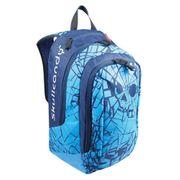 Sac a dos Skullcandy Shattered Backpack Blue ltd