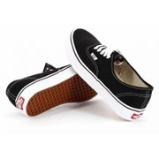 Basket Vans Femme Authentic Low Toile - EE3BLK
