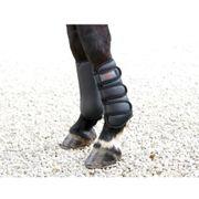 Kerbl Bottes de cheval Complet Noir Avant 320129
