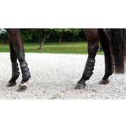 Kerbl Bottes de cheval complet Noir Arrière 320130
