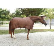 Kerbl Couverture de cheval RugBe IceProtect 300g Marron 145 cm 328674