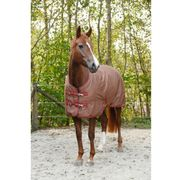 Kerbl Couverture de cheval RugBe IceProtect 300g Marron 165 cm 328676