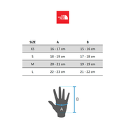 Gants polaire The North Face Etip Glove