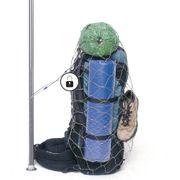 Pacsafe Sac à dos et sac de protection avec Folds Petit Padlock et Pochette de transport