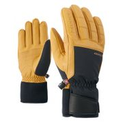 Ziener GAPION AS(R) PR glove ski alpine black/tan