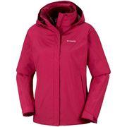 Columbia Venture On™ Interchange Jacket Pomegranate S