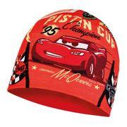 Bonnet Buff Microfiber Polar Junior Cars Piston Cup Multi rouge multicolore pour enfant