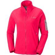 Columbia Titan Pass™ Ii 1.0 Fleece Red Camellia, Astral L