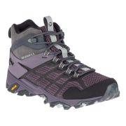 Chaussures de marche Merrell Moab FST 2 Mid GTX lilas gris femme