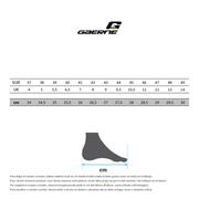 Chaussures Gaerne Kobra + argent