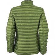 Veste matelassée duvet - doudoune anorak FEMME - JN1081 - vert