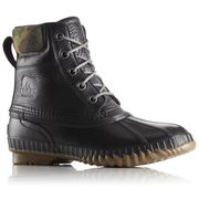 Bottines Homme Sorel Cheyanne Ii Prenium Black