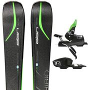 ELAN Amphibio 9 Qt Ski + El 10.0 Fixations Homme