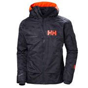 Helly Hansen Garibaldi Jacket  Graphite Blue Camo 2XL