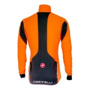 Veste Castelli Superleggera orange - Veste coupe-vent