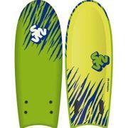 PLANCHE DE SURF MOUSSE EPS 4'6