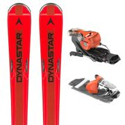 DYNASTAR Speed Zone 7 Red Ski + Xpress 11 B83 Fixation Homme