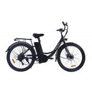 Vélo électrique Velobecane Easy noir