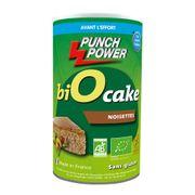Gateau énergétique Biocake Punch Power noisette – 400g