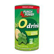 Boisson Biodrink Punch Power citron-menthe – 500g