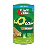 Gateau énergétique Biocake Punch Power amande – 400g