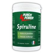 Compléments alimentaires Spiruline Punch Power