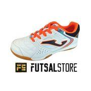 Chaussure de Futsal pour enfant Dribling IC Joma Couleur - Blanc, Pointure - 37