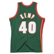 Maillot Seattle Super Sonics Kemp Shawn #40